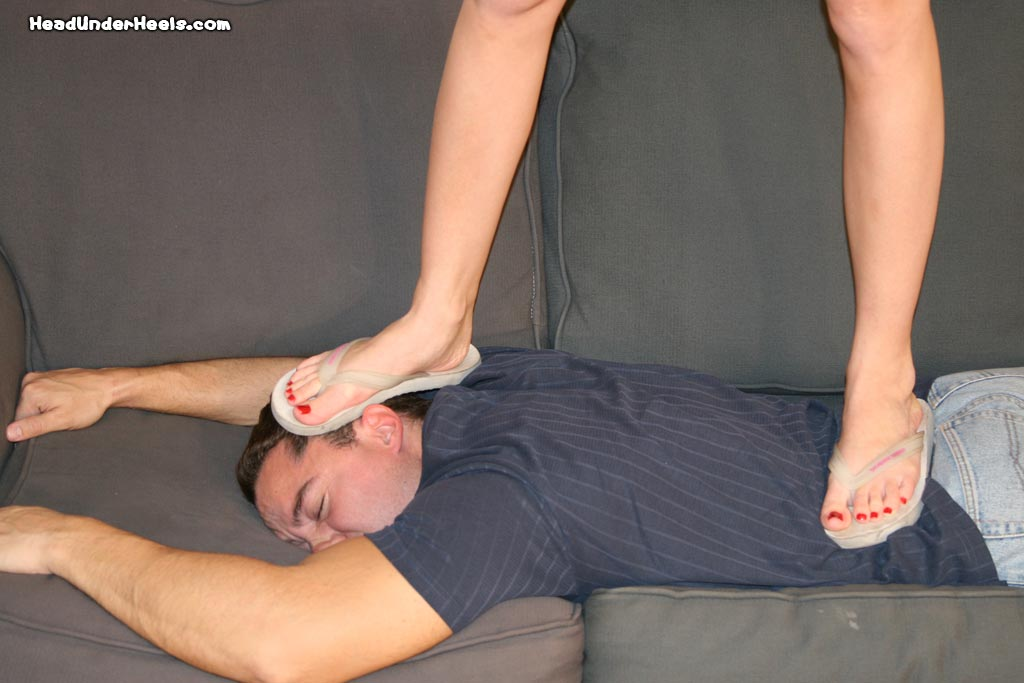 Domina feet