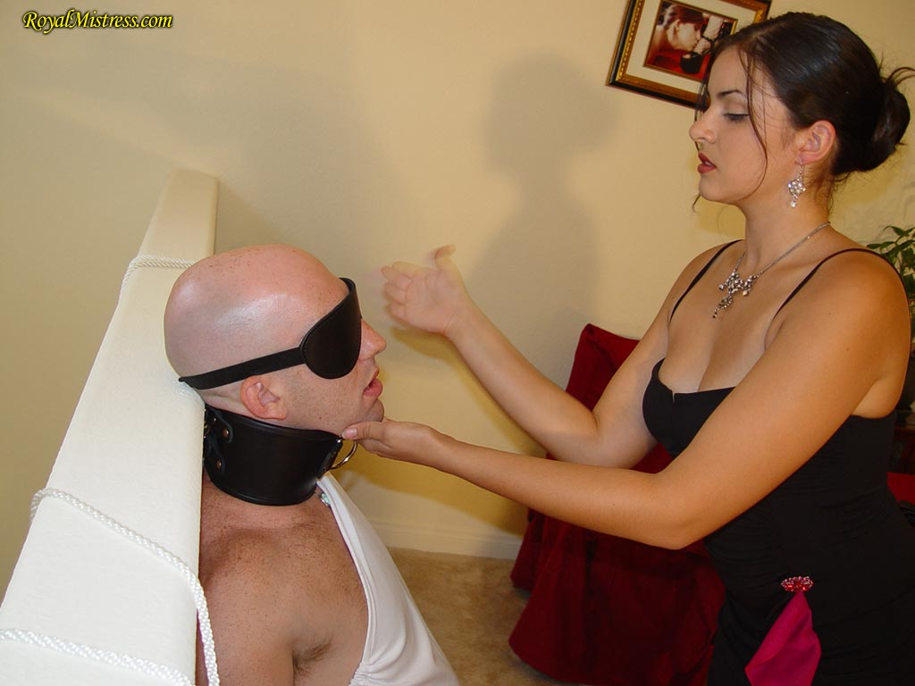 Pic from a femdom clip